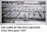 The Corps in the Polo Grounds