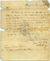 Oliver Hazard Perry letter to Thomas Turner
